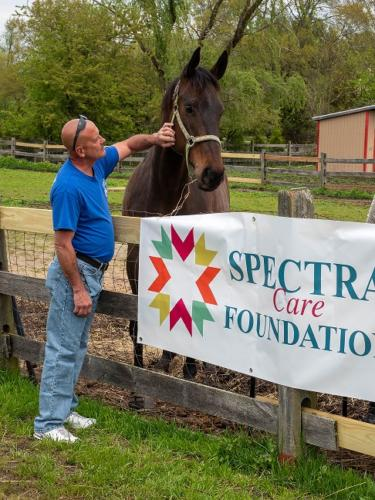 Equestrian Therapy May 3rd, 2020